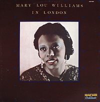 Mary Lou Williams - In London