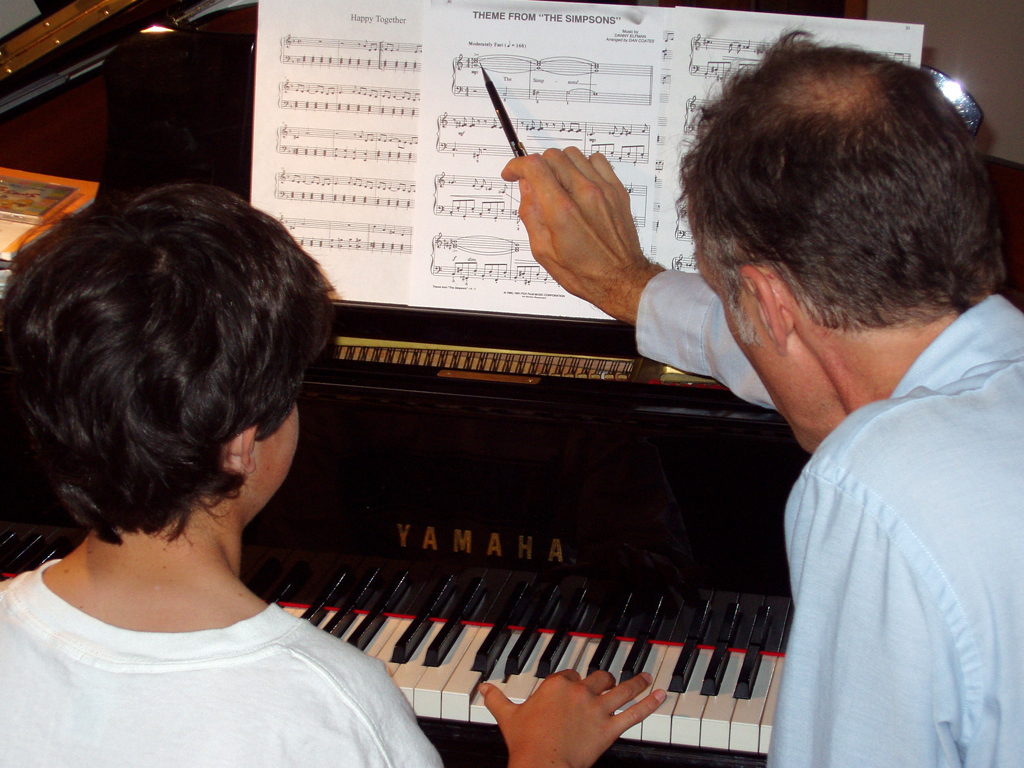 Piano Lessons With Dave Ratcliffe In Roslindale Ma